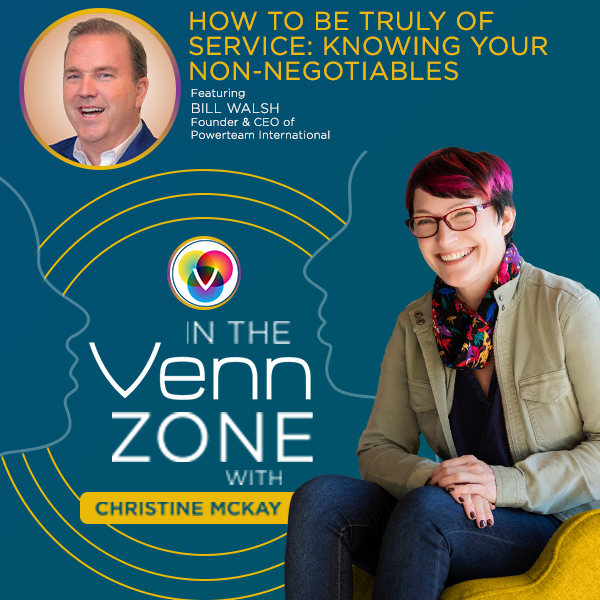 IVZ 34 Bill Walsh | Knowing Your Non-Negotiables