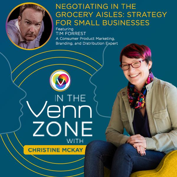 IVZ 36 Tim Forrest | Negotiating In The Grocery