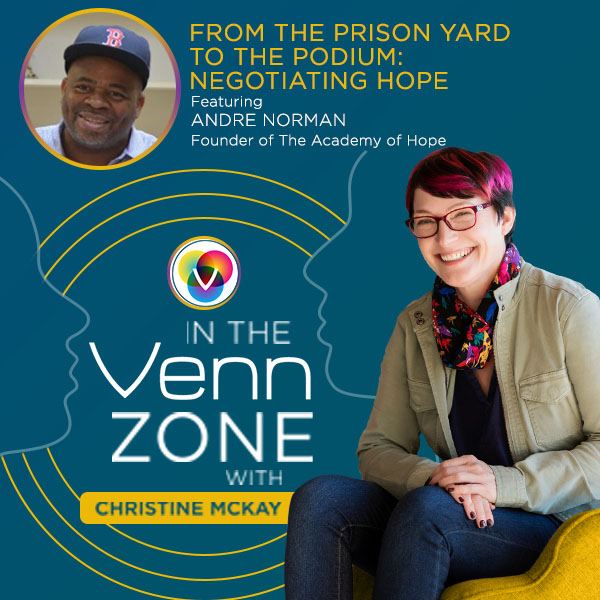 IVZ 37 Andre Norman | Negotiating Hope